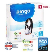 Pannolini Pingo 72pz JUNIOR New (12 - 25 kg)