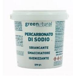 PERCARBONATO DI SODIO smacchiatore igienizzante GREENATURAL 500 gr.